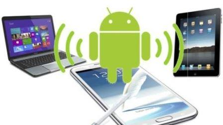 enable wifi android
