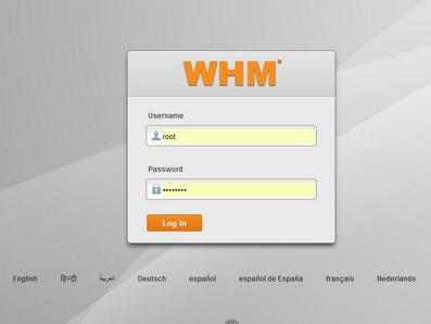 How install whm vps centos
