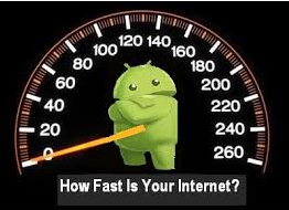 Fast Internet Android