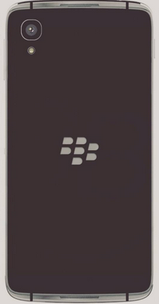 Blackberry error